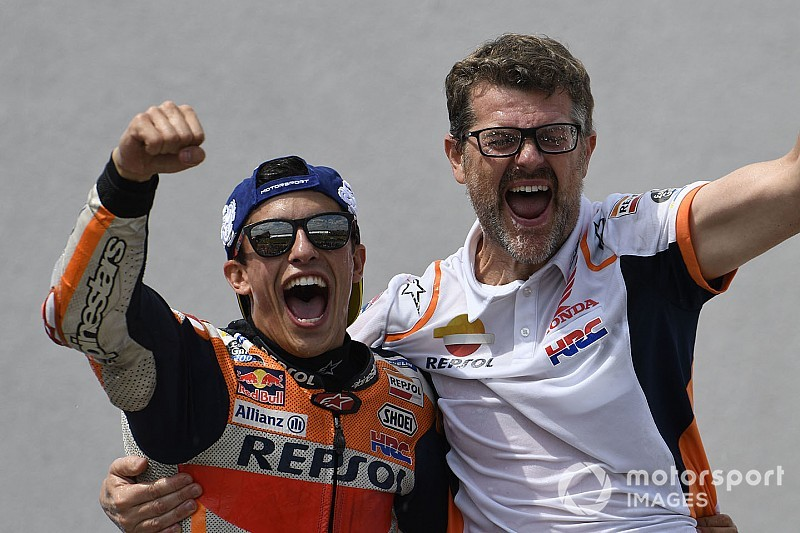 Marquez semmit sem vesz garanciának