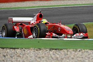 """Schumacher: Waiting to drive F2004 was """"torture"""""""