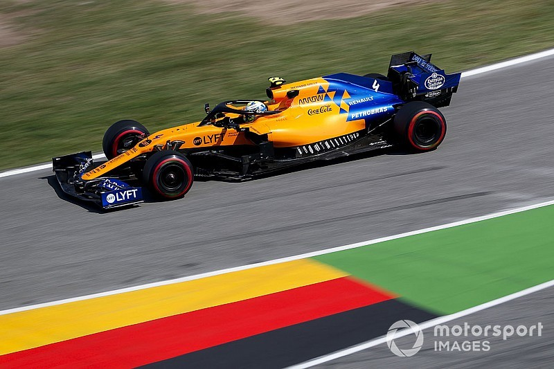 """The """"brave reset"""" that brought McLaren's mojo back"""
