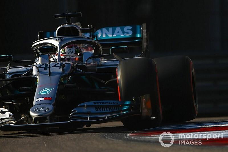 """Hamilton """"inspiré"""" par la force de Mercedes pour revenir"""