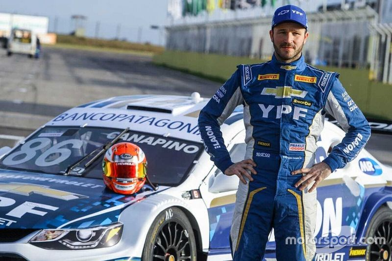 Stock Car: Covid-19 impediu Canapino de correr pela Hot Car em Goiânia