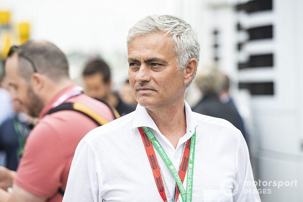 Jósé Mourinho: Nagyon szeretem a Forma-1-et, Lauda volt a kedvencem