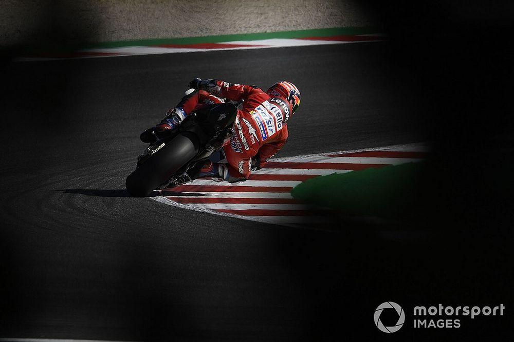 Ducati confía en la continuidad de Dovizioso