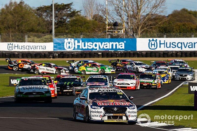 Entries close for 2020 Supercars season