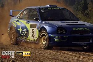 Videó: Ilyen egy Subaruval repeszteni Görögországban a DIRT Rally 2.0-ban
