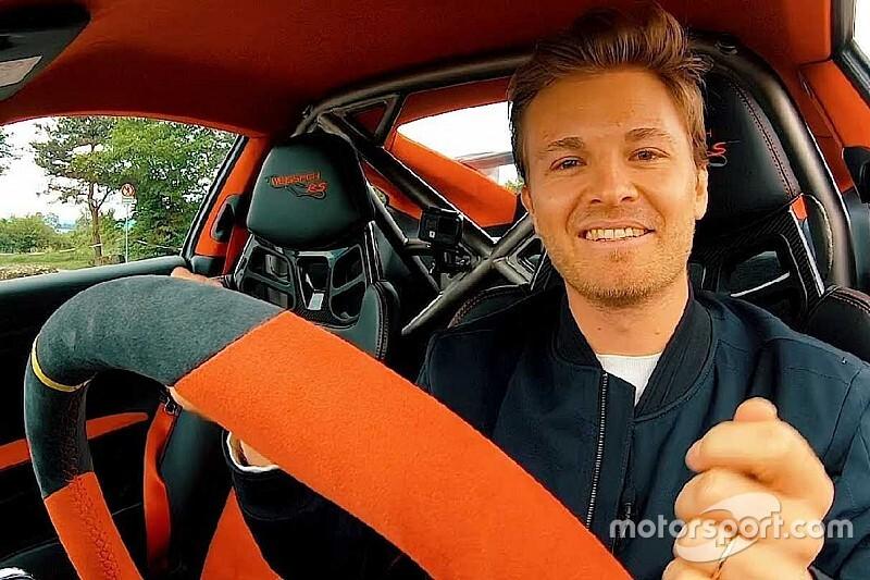 Rosberg szívesen venne részt a virtuális nagydíjakon, de nem tud