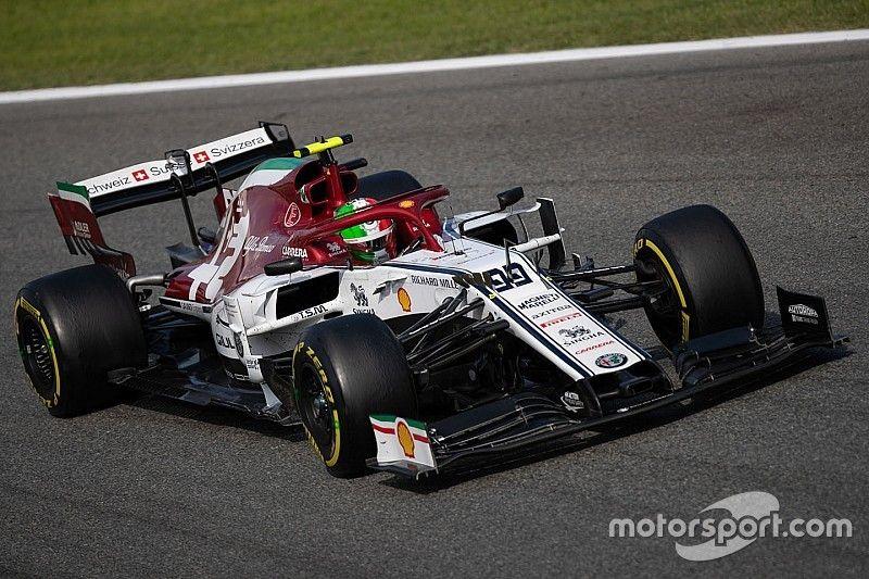 Alfa hails Giovinazzi for rebounding from Spa crash