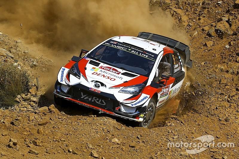 WRC, Rally Turchia, PS5: acuto di Meeke. Neuville vede Tanak!