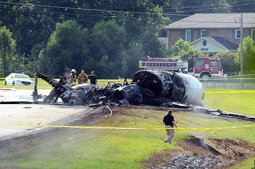 Dale Earnhardt Jr. sobrevive a un accidente aéreo
