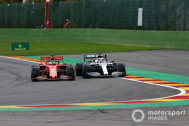 """Vettel assume avoir joué le rôle de """"barrage"""""""
