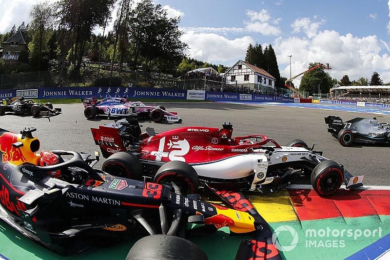 Räikkönen állítja, nem látta Verstappent