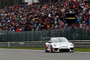 Porsche Mobil1 Supercup İtalya: Pole pozisyonu Evans'ın, Ayhancan 2.