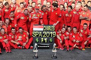 Ferrari, hangi pilot öne geçerse ona destek verecek