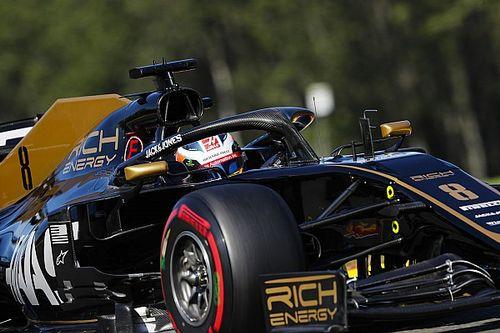 """Malgré une bonne qualif, Grosjean a """"très peur pour demain"""""""