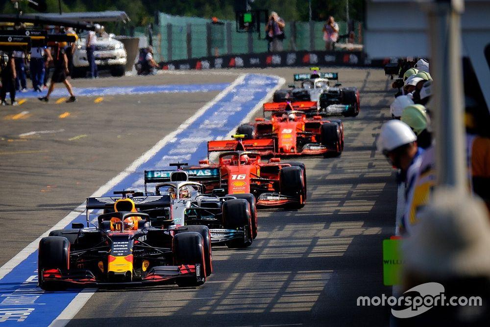 FIA seguirá monitoreando vueltas lentas en calificación