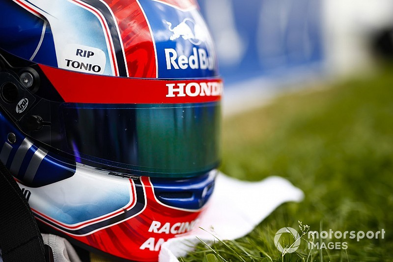 Gasly: Loss of long-time roommate Hubert hard to comprehend