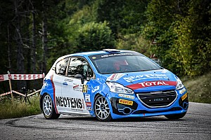 Peugeot Competition 208 Top: Griso domina in Friuli
