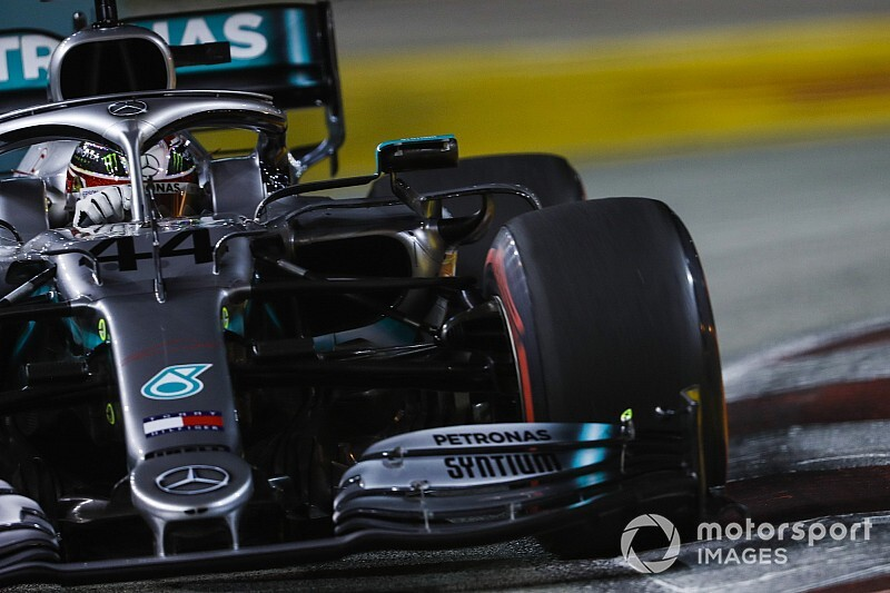 "Mercedes needs ""enormous"" pace difference to beat Leclerc"