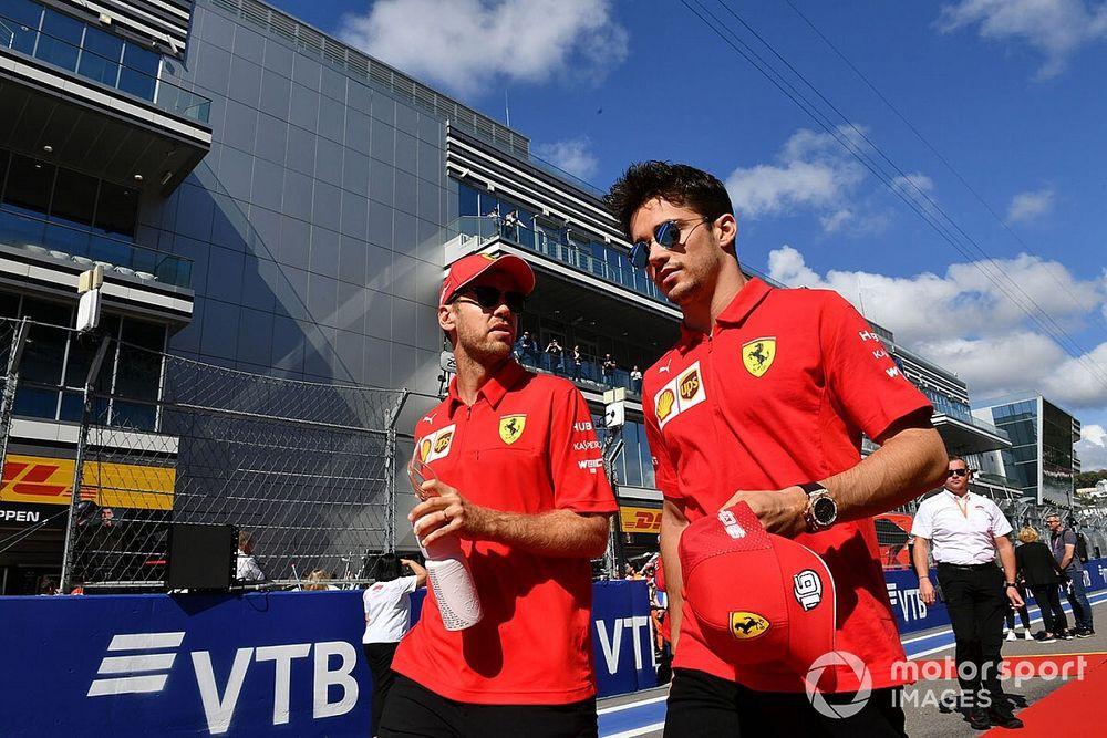 Villeneuve: El karma castigó a Ferrari