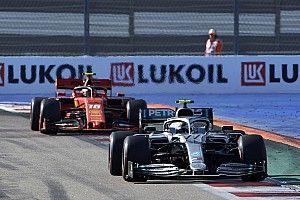 Mercedes, Bottas'ın Leclerc'e yaptığı savunmayı övdü