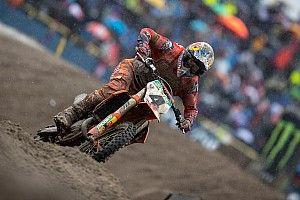 Herlings 'niet tevreden' over eigen Motocross of Nations