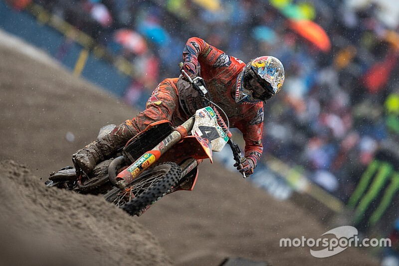 Herlings 'niet tevreden' over eigen Motocross of Nations