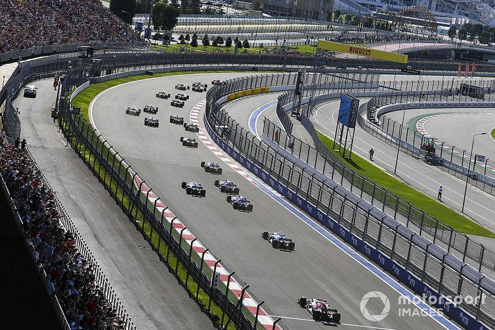 Equipos en desacuerdo por los motores de F1 a partir de 2025
