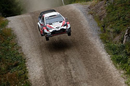 Finland WRC: Tanak extends lead over Lappi