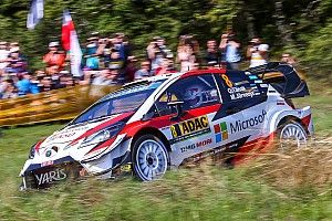 WRC, Rally Germania, PS9: Tanak risponde a Neuville
