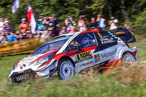 WRC, Rally Germania, PS9: Tanak risponde a Neuville