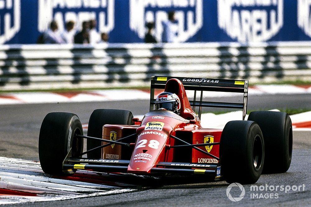La Ferrari 640 que resultó un cambio para la F1
