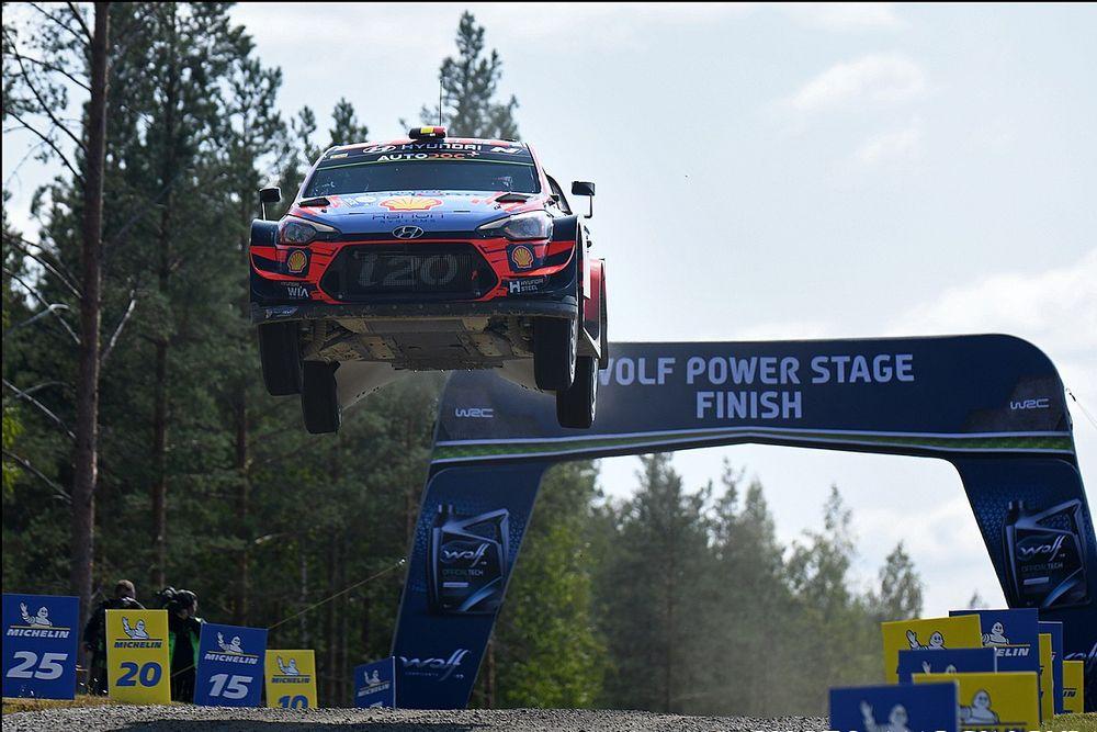 WRC Umumkan Format Baru Peringatan 70 Tahun Reli Finlandia
