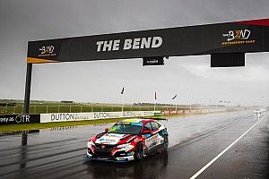 The Bend TCR: Honda drivers fastest after dramatic opening day