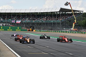 Silverstone would host several F1 races, use reverse layout
