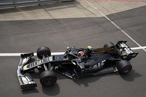 Haas F1 nadal eksperymentuje