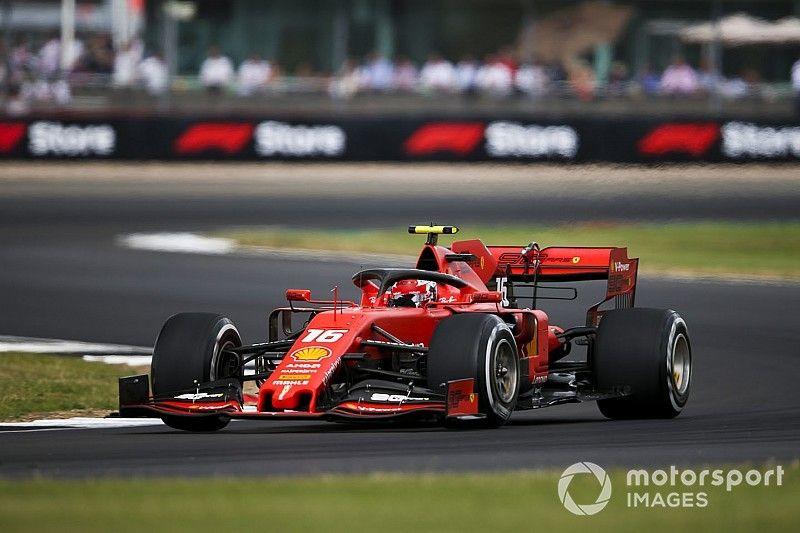 """Leclerc: """"Ik was in het begin iets geïntimideerd bij Ferrari"""""""