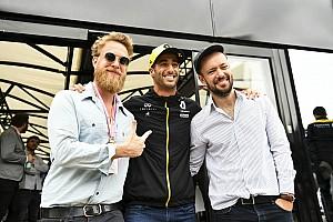 Ricciardo újabb hatalmas jelenete: ez fájt… (videó)