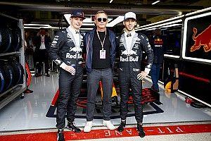Pierre Gasly megérkezett a Red Bullhoz?!