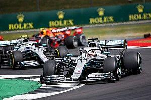 Hamilton espère de futurs pneus similaires au dur de Silverstone