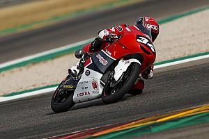 CEV Moto3 Aragon: Mario Aji tempati start ke-16