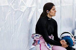 Tatiana Calderón: Super Fórmula será más desafiante que F2