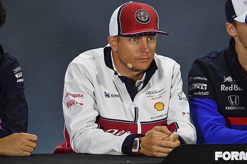 Kimi Raikkonen se retira de la Fórmula 1 a final de 2021