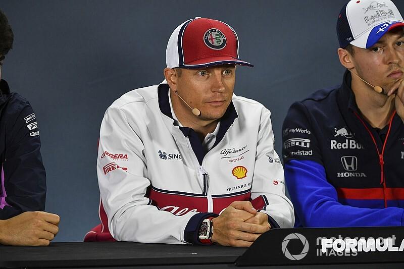 Räikkönen nem mismásol Q1-es hibája után