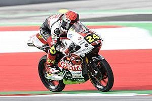 Moto3, Aragon, Libere 1: Suzuki riparte con il piede giusto