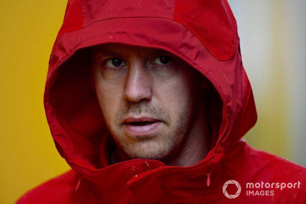 """Ross Brawn diz que """"não será fácil"""" reconstruir confiança de Vettel"""