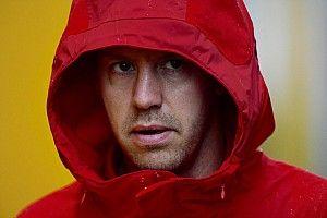 """Van der Garde over Vettel: """"Hij lijkt het te hebben opgegeven"""""""