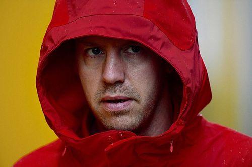 Vettel potrzebuje wsparcia Ferrari