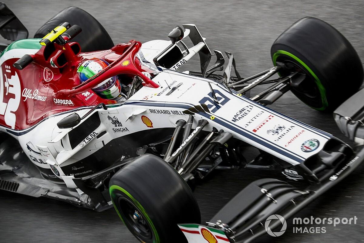 Giovinazzi droomt van drie Italiaanse Grands Prix in 2020