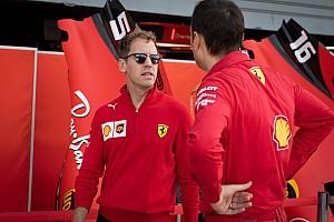 Binotto elárulta, Vettel volt az első opciójuk, és nagyon örülne, ha a világbajnok a Mercedeshez kerülne