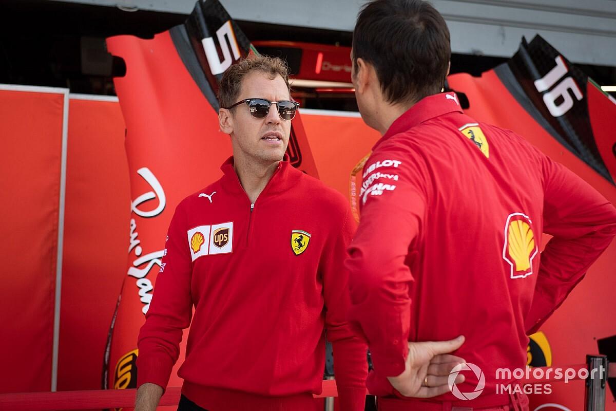 Vettel szereti Szingapúrt, Leclerc a fizikai kihívást emelte ki